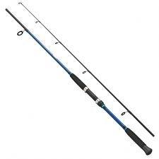 Fladen XTC Bleu & Bronze Usage général Composite Canne à pêche 2pièces (Largeur 2,20m, 8m, 9m et 10m) Allround Canne à pêche (10-30g/15-40g/20-60g/40-80g) Poids pour de moulage de Mer et d'eau douce