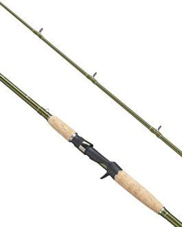 Fladen de pêche 2pièces 250cm/8FT Vantage Predator Canne à pêche de moulage de haute Module–24T 120g Pure–Carbone–Doux Parfait Pour appâts de pêche [12–57250C]