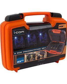 Fox Micron MX Coffret centrale 3 détecteurs Bleu