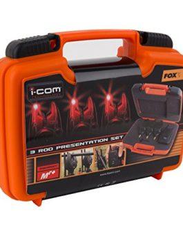 Fox Micron Mr+ Lot de 2 détecteurs de touche sans fil