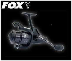 Fox eOS moulinet avec bobine de rechange