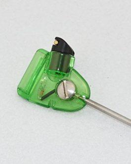 Générique 1 pièce de pêche à la Carpe avec Voyant Lumineux LED pour la pêche à la Carpe Vert