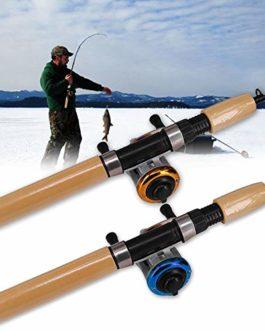 Kalaokei Ensemble de Canne à pêche rétractable pour l'hiver