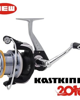 KastKing® Mako Spinning Reel – 36 « Fast Line Retrieve – Large Spool avec Unique Anti-Snarl Feature – Solid Rock 22 LBs Max Power – [2016 Vente Nouveaux]