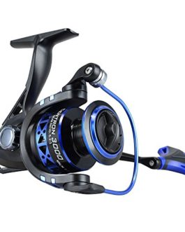 KastKing Summer and Centron Spinning Reels Bobine de pêche à fente 9 +1 BB Poids léger Ultra Smooth Puissant.