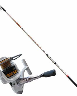 Kit Tremarella Canne Reflex 4,00 m 4-12 g + Moulinet Kaya 2000