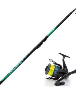 Lineaeffe Canne à pêche Truite Tremarella 23,80m 3-8G
