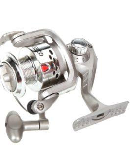 Lixada 6BB Roulements à Billes Gauche / Droite Interchangeable Poignée Pliable Bobine de Pêche SG3000 5.1:1 Outil Parfait pour la Pêche