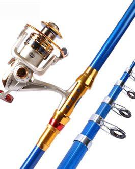 Miao Canne à pêche, Long, prise de vue Super rigide Carbone Gamme complète d'équipement de pêche Mer Ensemble tringle