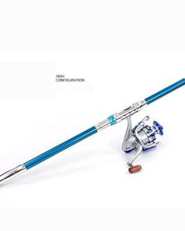 Miao Cannes à pêche, métal dur Long Shot Pêche Mer Pôle de pêche Gear Fournitures