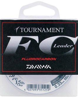 Daiwa Tournament FC Leader – 0,35mm – 8,1Kg – Translucide – 50m