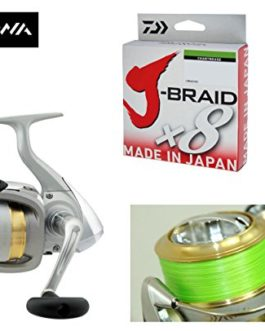 Daiwa Offre spéciale Sweepfire Bobine 4000Truffé J-Braid