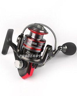 PRO BEROS 10BB + 1BB Roulements à billes Type Rouleaux de pêche 5.2: 1 Rapport d'engrenage Gauche Roue à rotation droite à rotation droite