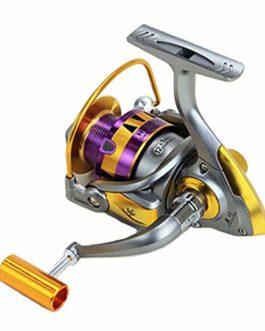 SHZJ Metal Spinning Reel Fishing 13BB HB1000-7000 Ligne Bobine Carpe Reel De PêChe Bobine Leurre Roue
