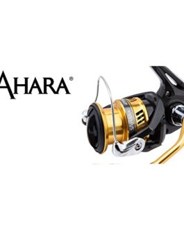 Shimano Sahara 2500 FI, Moulinet Spinning avec Frein Avant, SH2500FI