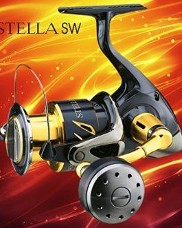 Shimano Stella 4000 SW-B XG Moulinet eau de mer Heavy Duty