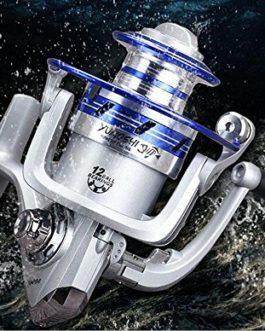 YUMOSHI AL de pêche série moulinet de pêche de bobine AL1000