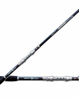 linea-effe Canne à pêche Diamond Tele Spin 180cm