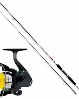 linea-effe Kit Trout Canne Zone Forward 180 cm Moulinet trabucco auris 1000