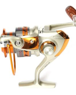 Pêche moulinets Mer Moulinet High Speed Mer Moulinet gauche/droite interchangeables