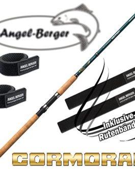 Angel-Berger topfish Tele Spin 30barsch & truite Canne à pêche télescopique avec bande Canne à pêche