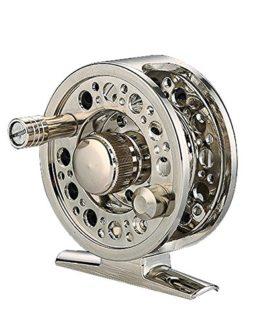 zreal pleine Métal mouches Moulinet 2+ 1BB 1: 1rouleau de alliage d'aluminium moulé sous pression mouche moulinet