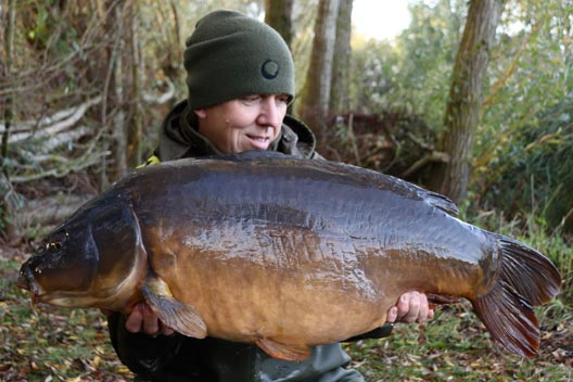 Pêche à la carpe – Épinglé – Carl Udry