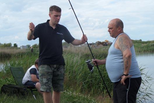 Spécimen de pêche – Ma vie dans la pêche au brochet – par Jamie Martin