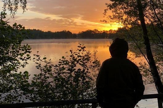 Pêche à la carpe – Nirvana perdu et retrouvé, partie 1 – Carl Udry