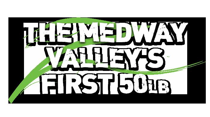 Pêche à la carpe – Les premiers 50 lb de la vallée de la Medway – Wesley Coggeshall