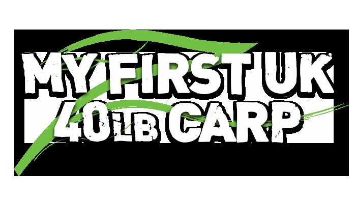 Pêche à la carpe – Ma première carpe britannique de 40 lb – Tom Oliver